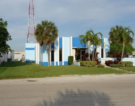 Epoxytec's headquarters in Hollywood, Florida