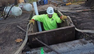 Take a Stand on Trench Safety