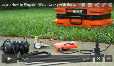 Learn How to Pinpoint Water Leaks with the Gen-Ear