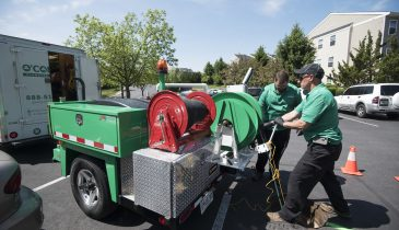 Commercial Clients Help Contractor Grow Drain Cleaning Side of Business