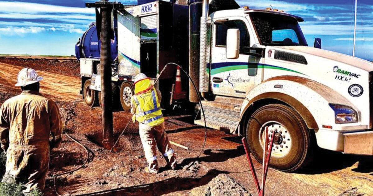 Hydroexcavation Ramvac By Sewer Equipment Hx 12 Cleaner
