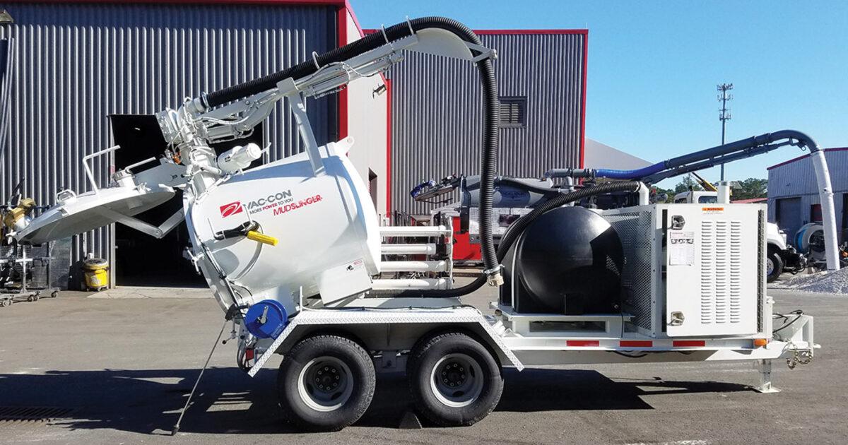 hydroexcavation vector technologies mudslinger cleaner