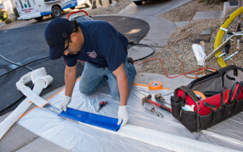Cleaning Contractor Targets Municipal Work