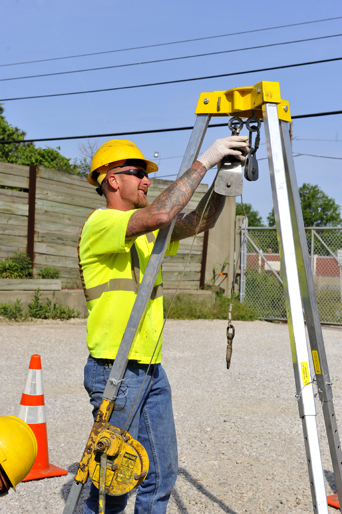 10 Photos Of Proper Confined Space Entry Work Cleaner